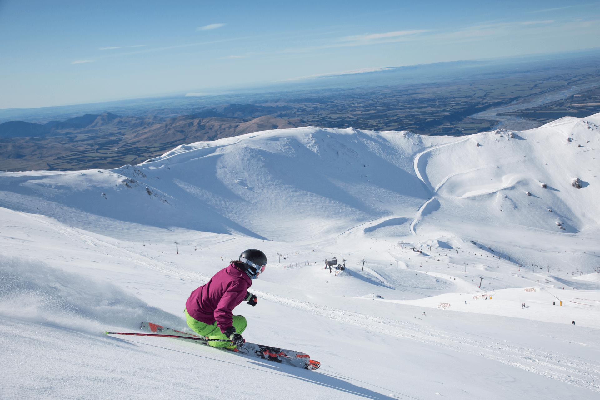 Mt Hutt Ski Packages & Mt Hutt Information 2020-2021