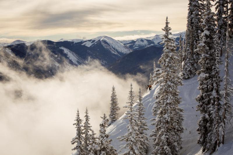 Aspen Snowmass Landscape