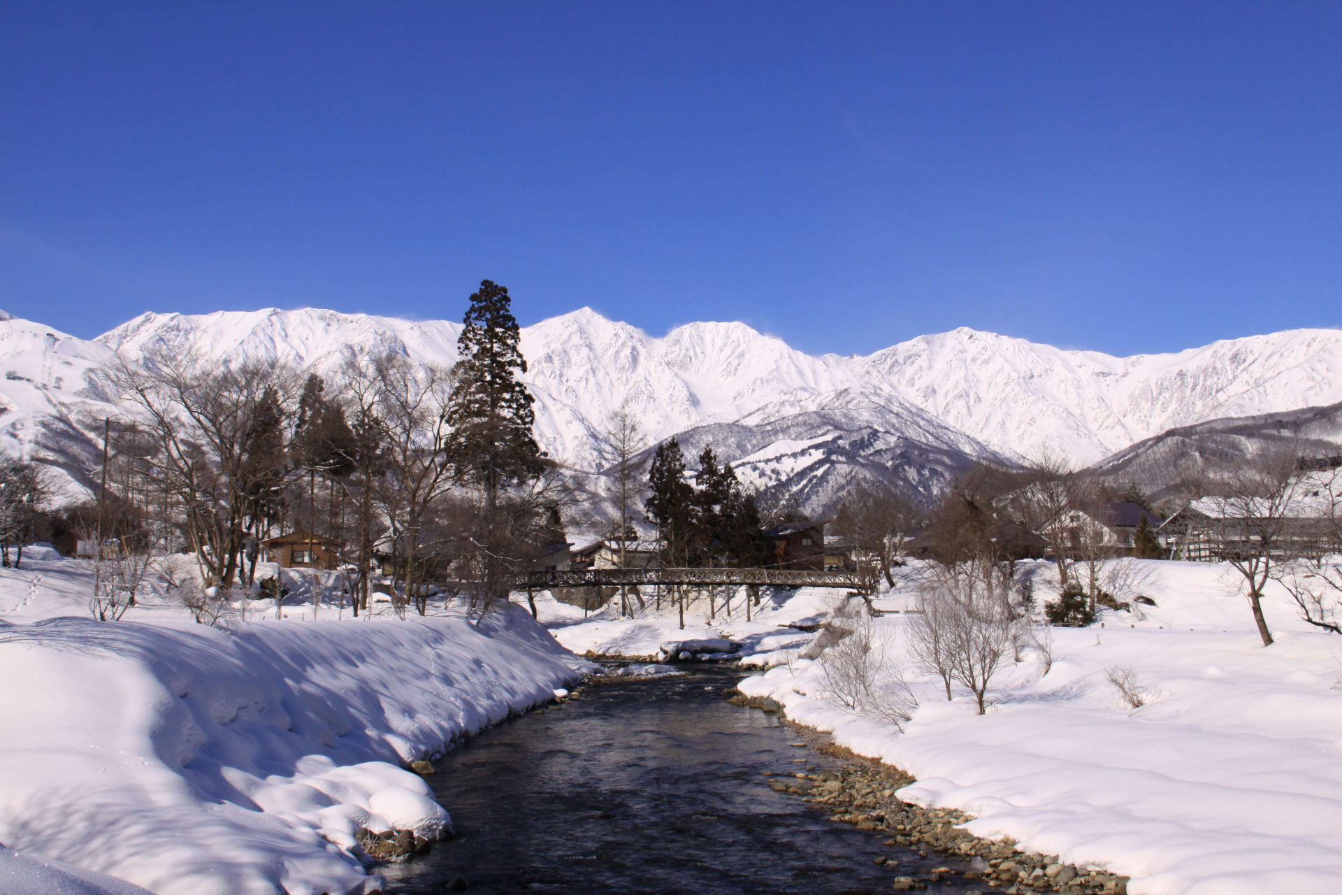 Hakuba Creek