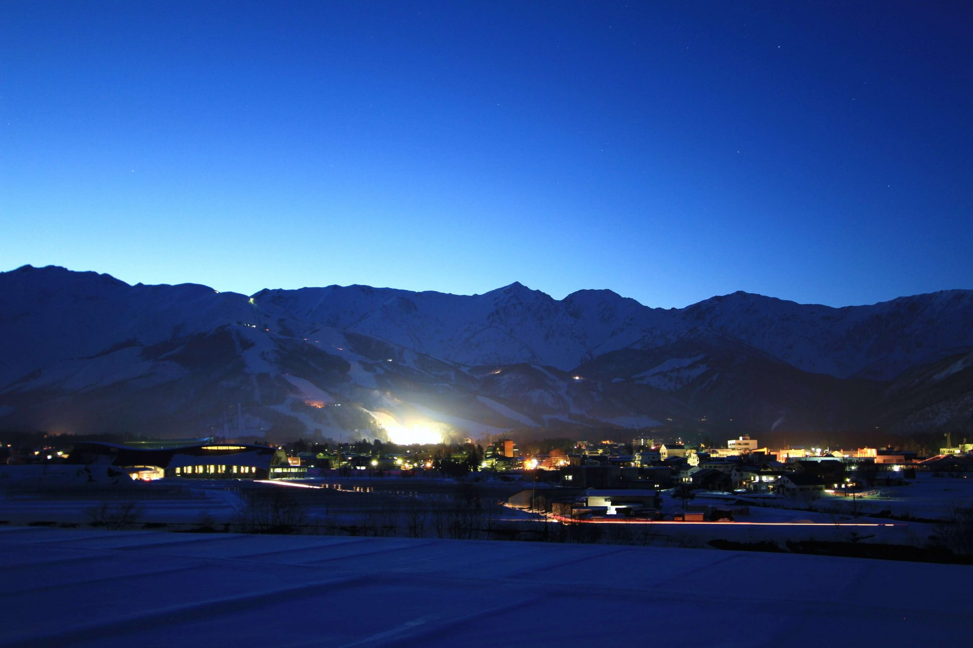 Hakuba Night