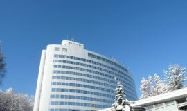 New Furano Prince Hotel winter