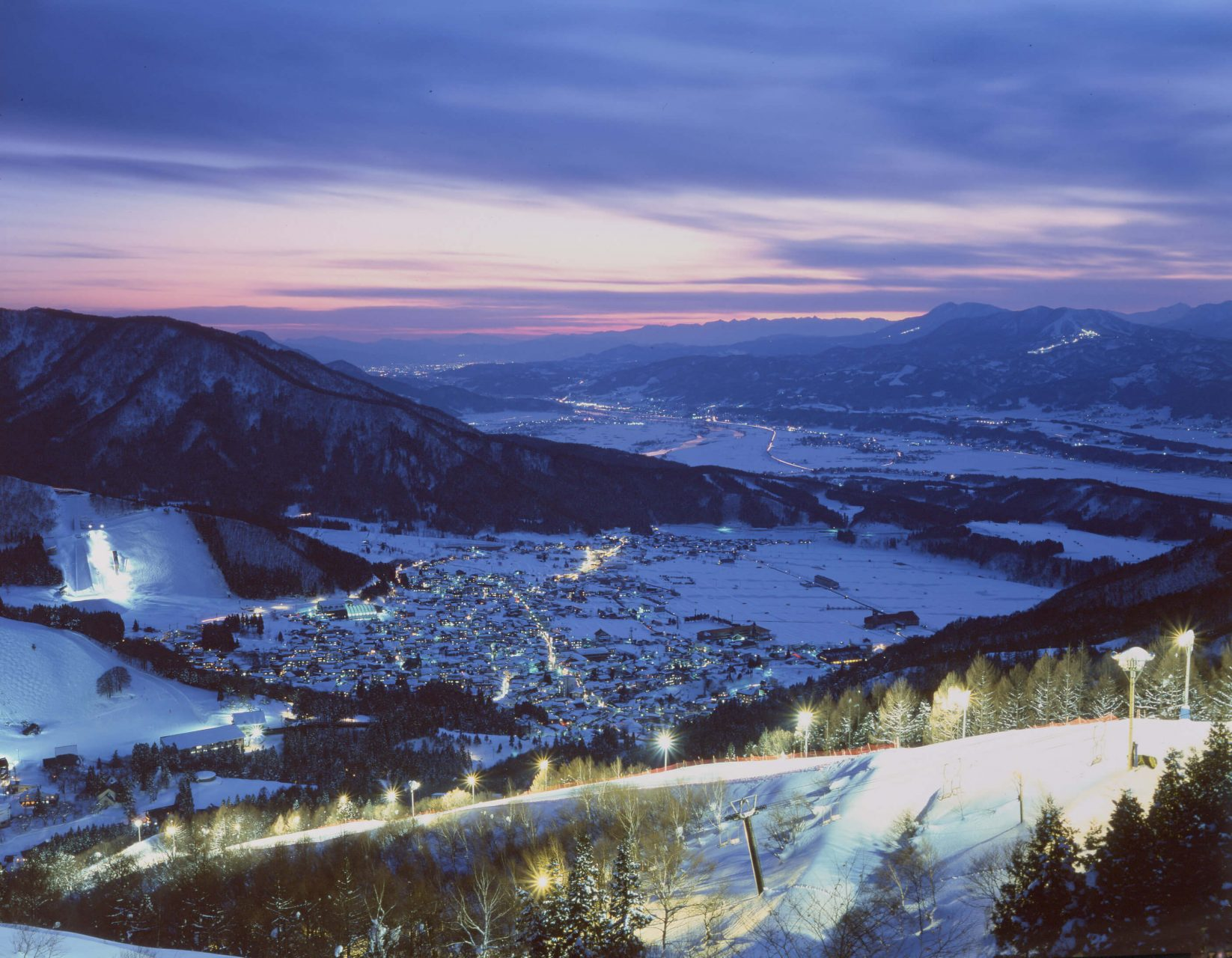 Nozawa Night Shot