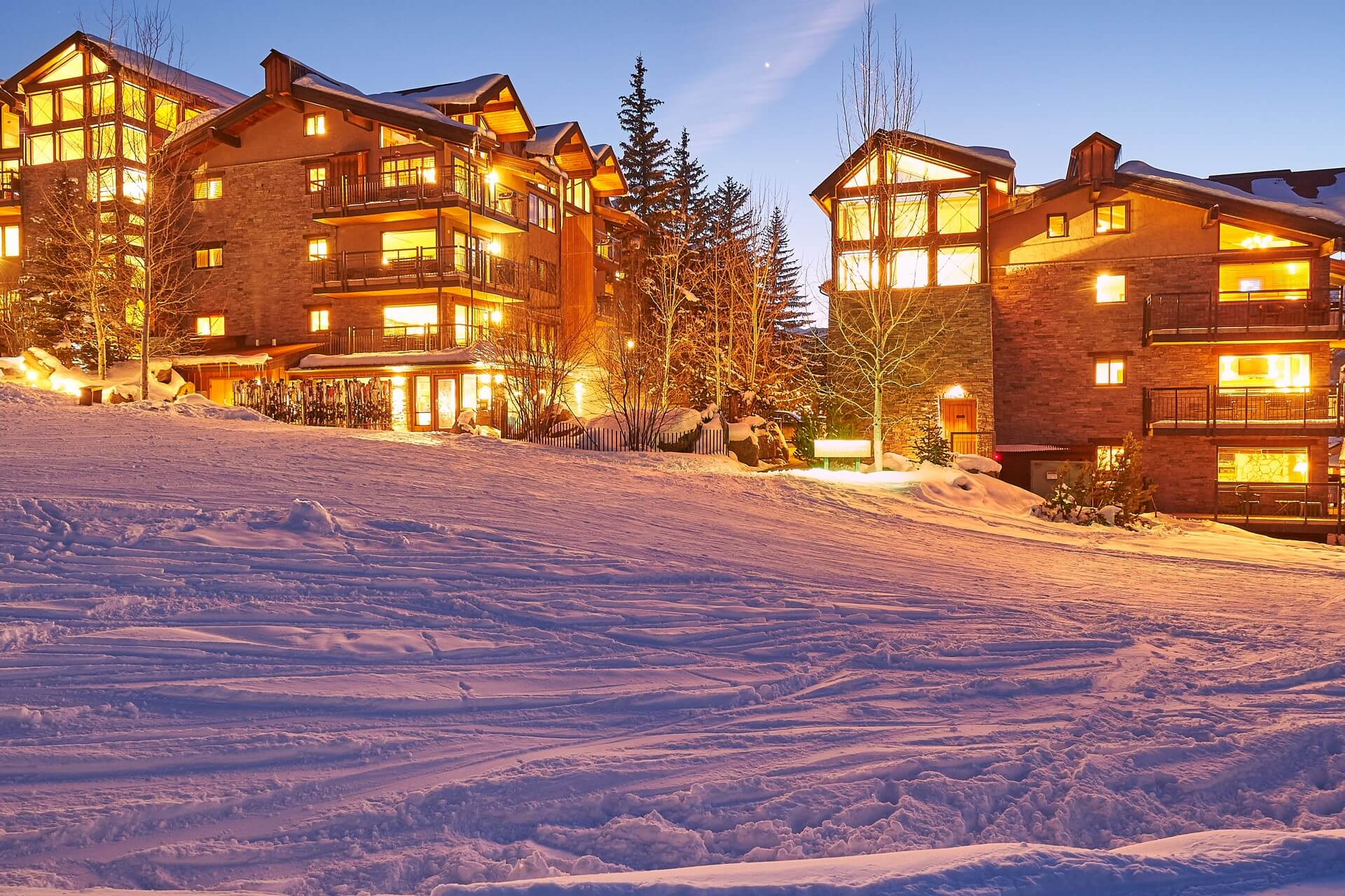 The Crestwood Slopeside Exterior Aspen Snowmass