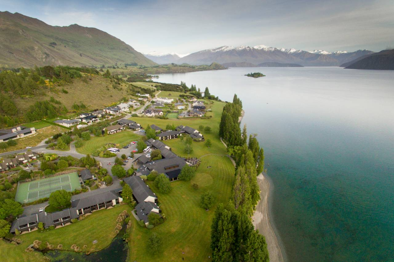Wanaka Edgewater Resort Hotel Accommodation