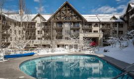 Aspens on Blackcomb Whistler - Pool