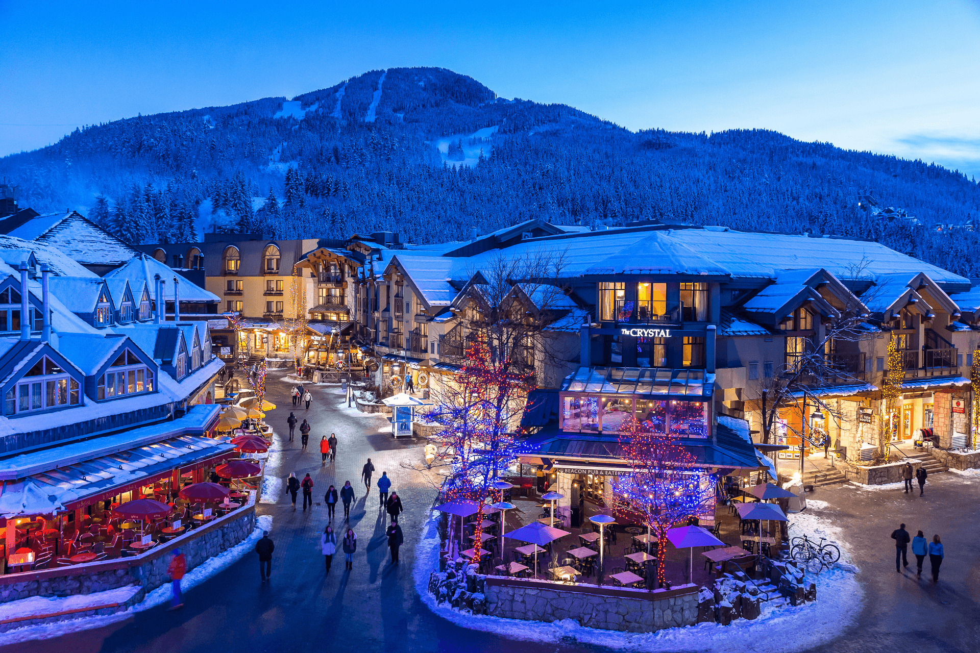 whistler ski packages 2018-19 - book with the ski travel company