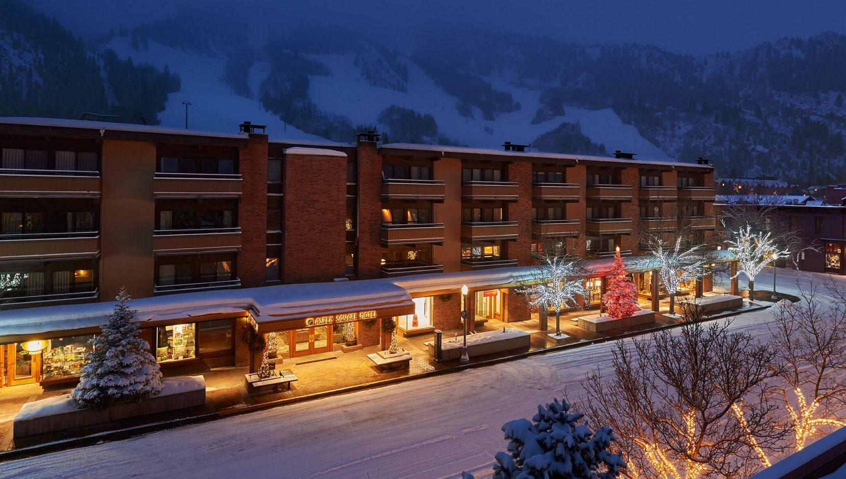 aspen square hotel