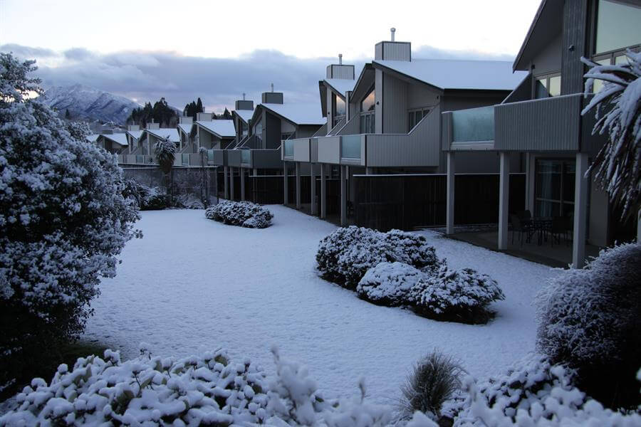 distinction wanaka alpine resort hotel