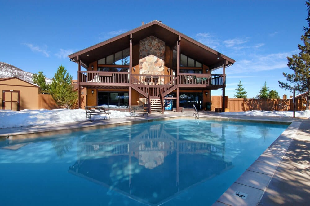 Red Pine Condominiums, Canyons Village Park City - Pool