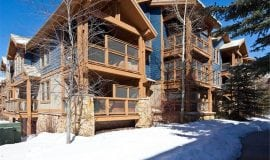 Town Point Condos, Park City