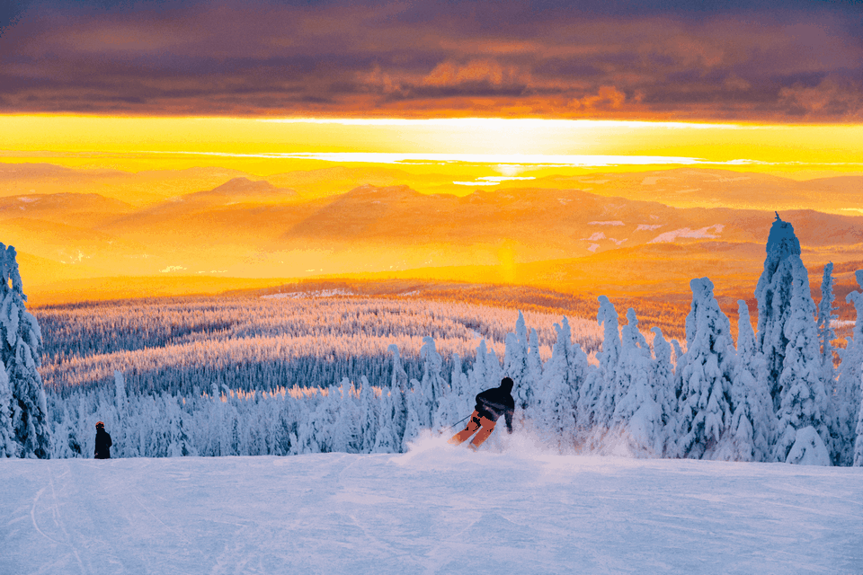 Big White Ski Packages