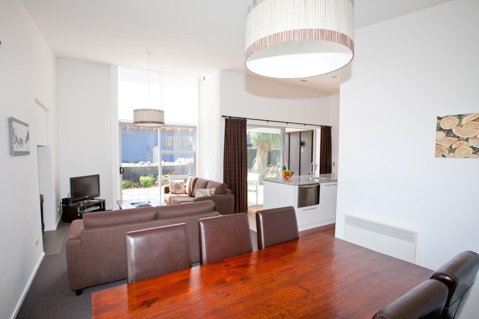 Ski Time Villas 3 Bedroom Apartment Methven