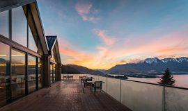 Kamana Lakehouse Hotel Queenstown View