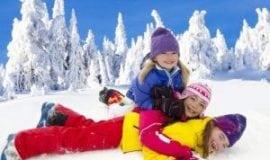 Big White Family Ski Holiday