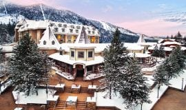 Lake Tahoe Resort Hotel Ski Access