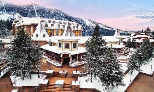 Lake Tahoe Resort Hotel Ski Access