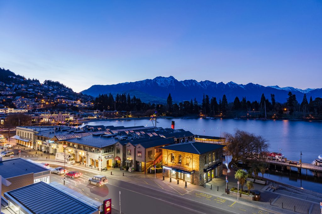 Crowne Plaza Queenstown Ski Hotel Lakeview