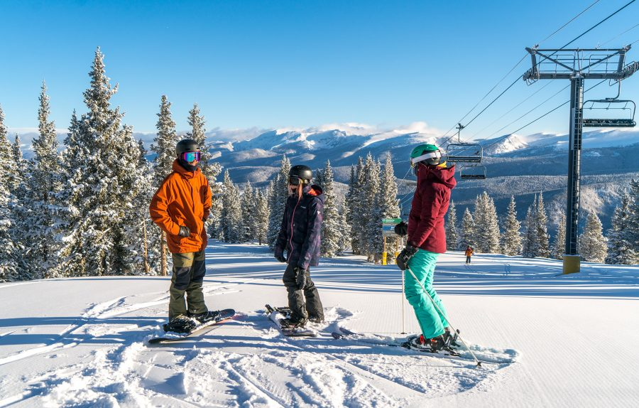 WinterPark Colorado, Ikon Pass, Ski USA