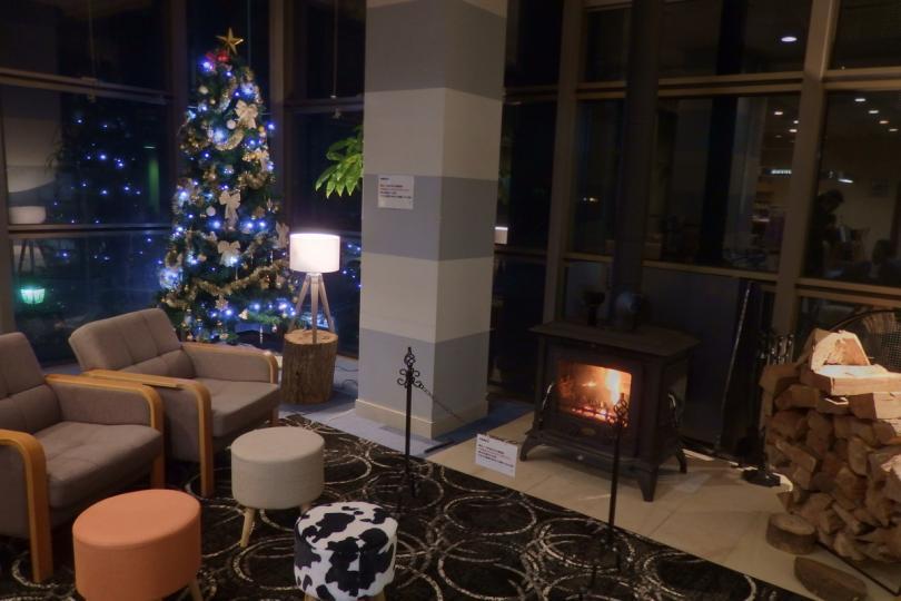 Nozawa onsen hotel lounge modern hotel nozawa
