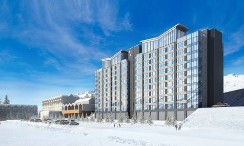 Vale Rusutsu New hotel