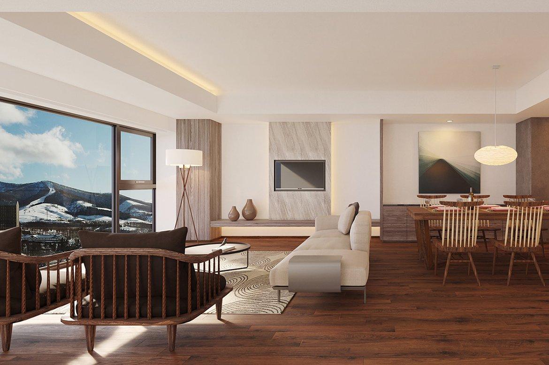 Vale Rusutsu Hotel Suites