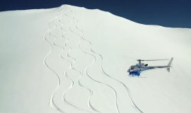 heli skiing nz